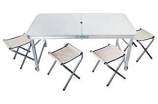 Комплект меблів для пікніка D&T - 5 од. посилений (GP-4282), (Оригінал)