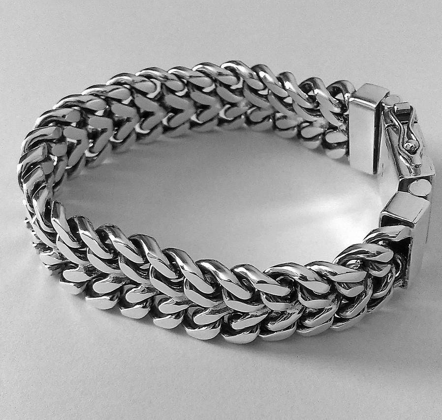 Браслет из серебра продать