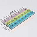 Таблетница на 21 ячейку, фото 2
