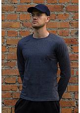 Мужской лонгслив ( футболка с длинным рукавом ), фото 3