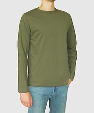 Мужской лонгслив ( футболка с длинным рукавом ), фото 2
