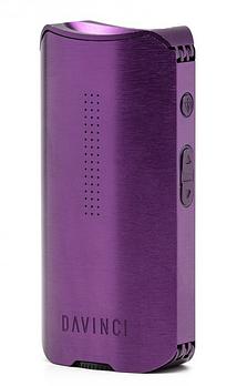 Вапорайзер DaVinci IQ2 black, purple, gray, blue