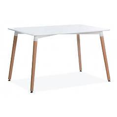 Стіл обідній Bonro В-950- 1200 білий
