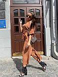 Женский костюм с кюлотами и футболкой, фото 6