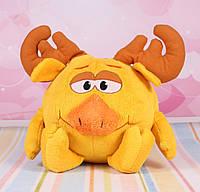 Мягкая игрушка Лосяш, Смешарики, 30 см., фото 1