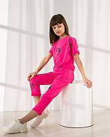Модный летний костюм для девочки (140-164р)