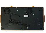 Инфракрасная плита Rainberg RB-816 (две конфорки по 2500 Вт), фото 3