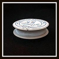 Проволока диам. 0,3 мм цвет белый (упаковка 10 бобин)