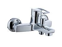 LIDICE смеситель в ванную, хром, IMPRESE 10095,кран для ванной,Чехия+ПОДАРОК