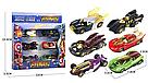Набор машинки Hot Wheels Avengers металлопластик Хотвилс Мстители 6 в 1 (вид 2), фото 4