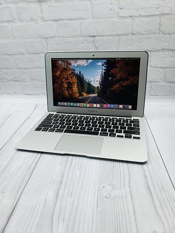 """MacBookAir 11,6"""" Mid 2015 MJVM2 SSD 128 Gb 8Gb RAM Магазин Гарантия"""