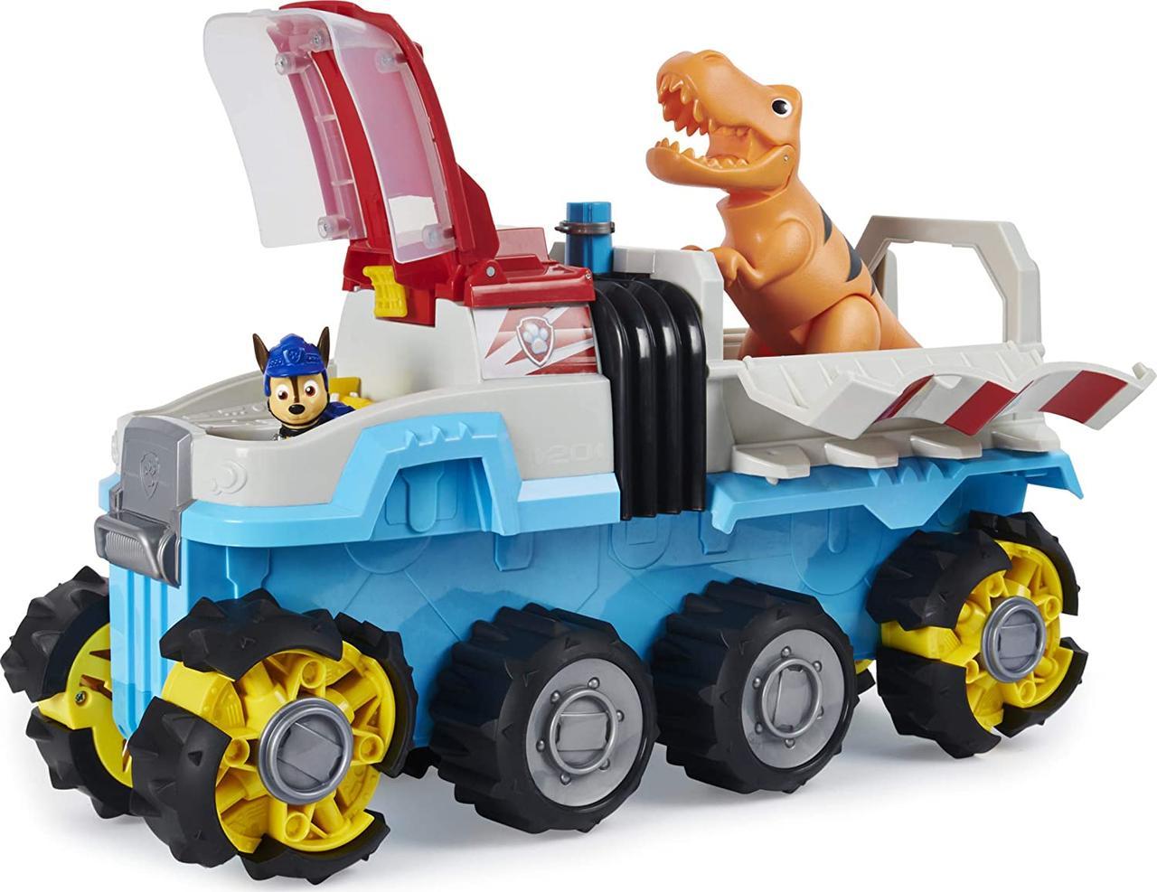 Щенячий патруль Великий Патрулевоз моторизований Чейз з динозавром Paw Patrol Dino Patroller 6058261