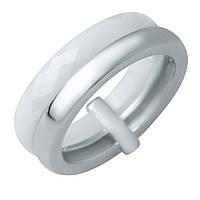 Серебряное кольцо DreamJewelry с керамикой (1150788) 19 размер, фото 1