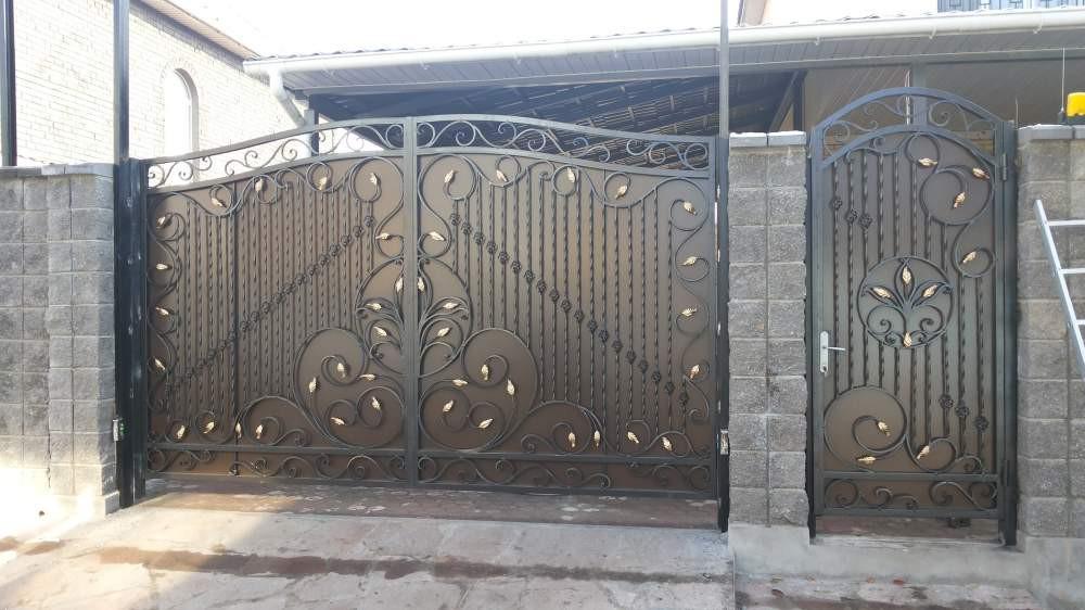 Кованных ворот