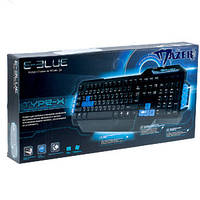 Клавиатура игровая E-Blue Mazer Type-X EKM072BKR