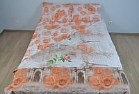 Постельное белье из молдавской Жатки полуторка - Модель 117-14