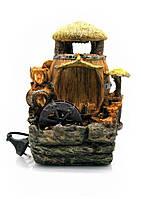 Домашние мини фонтаны