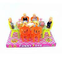 """Игровой набор """"Кукольная столовая"""" A8-73  Array"""