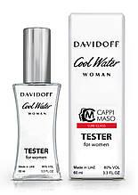 Тестер женский Davidoff Cool Water woman 60 мл