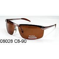 Очки Matrix поляризационные 08028 C8-90 коричневые