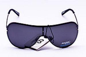 Очки Matrix поляризационные 08350 C2-91 черные маска