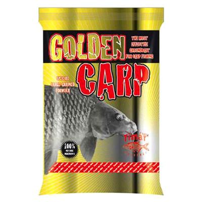 Прикормка Timar Mix Golden Сагр Нalibut-Vanille-Tigernut Палтус-Ваніль-Тигровий горіх 1kg