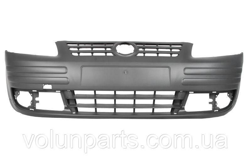 Бампер передній VW CADDY 03.04-08.10 (ELIT)