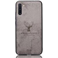 Чехол Deer Case для Samsung Galaxy Note 10 Grey