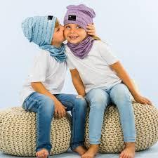 Дитячі головні убори (шапочки, кепки, панамки, хустинки)