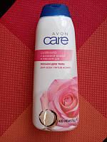 Лосьон для тела Care с розовой водой и маслом ши (400мл) Avon