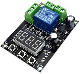 Контроллер Заряда/Разряда Аккумуляторной Батареи VHM-008