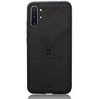 Чехол Deer Case для Samsung Galaxy Note 10 Plus Black