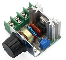 Регулятор мощности (Диммер) Оборотов AC 220V 2кВт