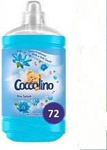 Премиум кондиционер Коколино Голубое небо для белья  Сoccolino Blue Splash 1800 мл.