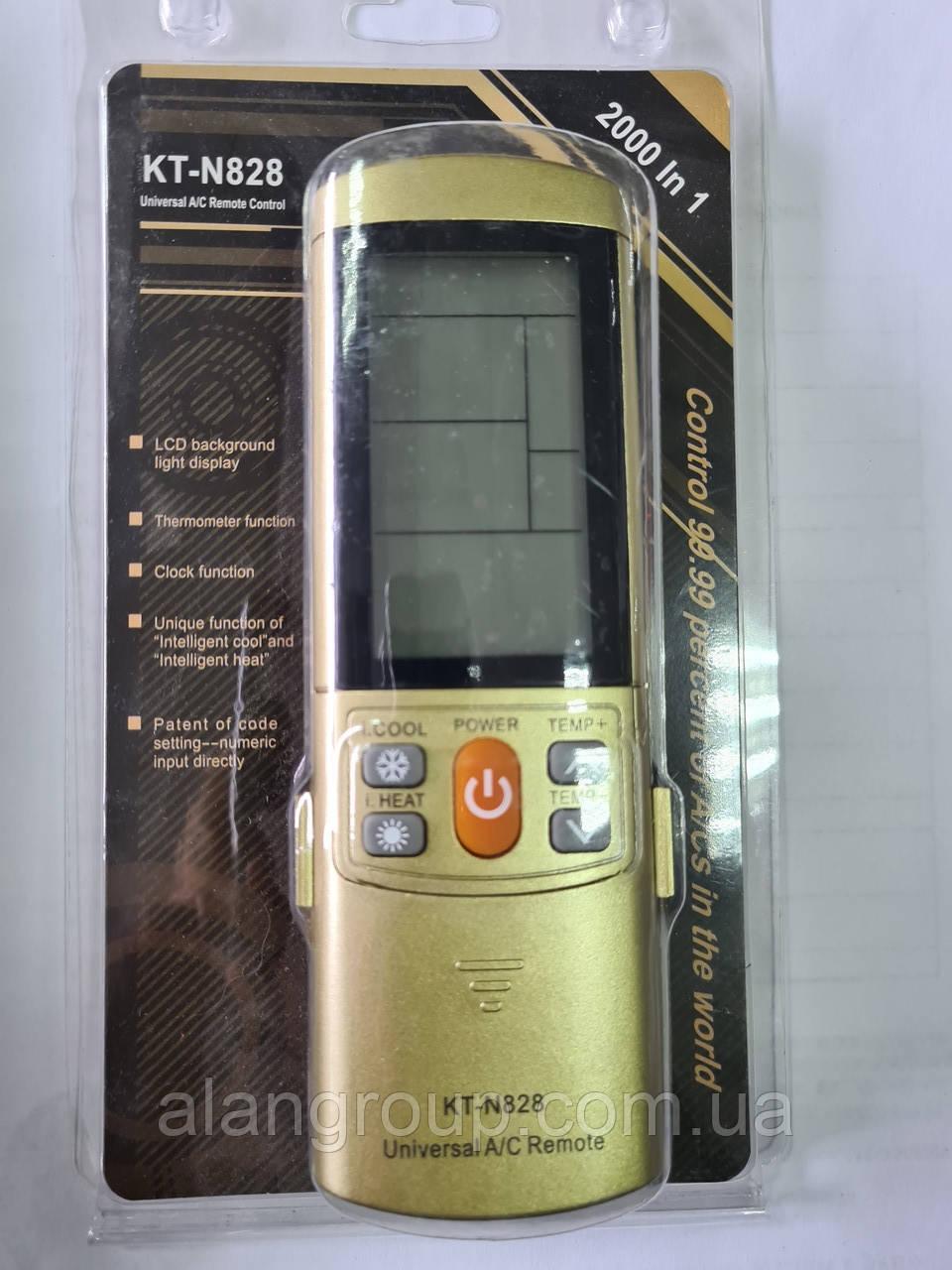 Пульт кондиціонера KT-N828 універсальний