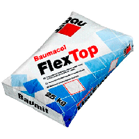 Baumit FlexTop Высокоэластичная клеевая смесь