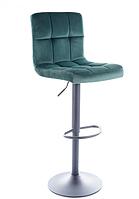 C-105 Velvet барный стул SIGNAL