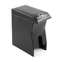 Підлокітник Chevrolet AVEO (c логотипом, чорний)