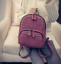 Рюкзак женский городской, стильная сумка-рюкзак женская, женский рюкзак  2 в 1 сумка рюкзачок
