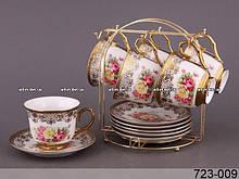 Наборы чайные (чашки + блюдца)