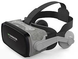 3D очки виртуальной реальности Shinecon VR SC-G07E, серые