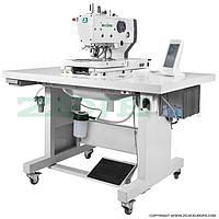 Петельная электронная швейная машина с глазком ZOJE ZJ5821