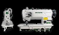 Двухигольная промышленная швейная машина ZOJE ZJ-8420