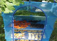 Сушилка для рыбы, грибов, сухофруктов 40x40x70cм (А-40)