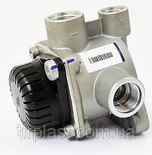 Ускорительный клапан MAN TGA TGL F2000 MERCEDES ACTROS MP1 2 3 ускорительный кран МАН МЕРСЕДЕС 8,5 bar