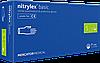Рукавички нітрилові S (6-7) Nitrylex® PF PROTECT / basic