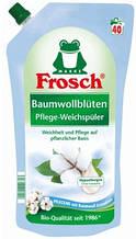 Премиум кондиционер Фрош для белья с ароматом Утренней Свежести Frosch Baumwoll bluten 1000 мл.