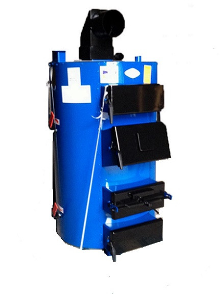 Idmar CIC твердотопливный котел длительного горения мощностью 17 кВт