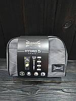 Набор Wilkinson Hydro 5 Sense (станок + 5 кассет + крем для бритья + сумка)