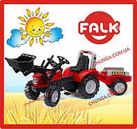 Трактор дитячий на педалях Falk 3020AM MAC CORMICK X. 7